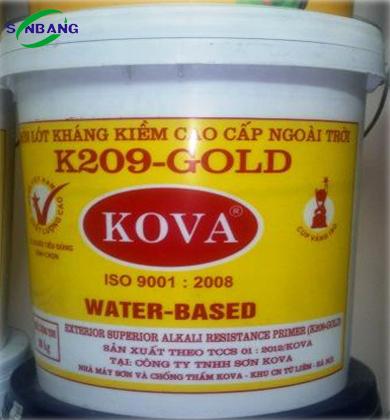 Giới thiệu về Tập đoàn sơn Kova và  công ty Sơn Băng