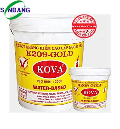 Báo giá chi tiết chống thấm và sơn nước KOVA tại SƠN BĂNG